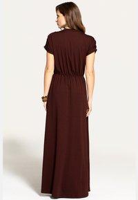 HotSquash - Maxi dress - chocolate - 1