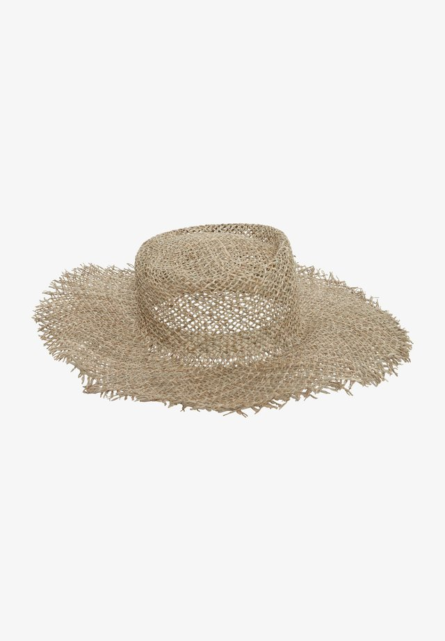 IALINDA HA - Chapeau - natural
