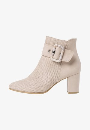 Wedge Ankle Boots - dune comb