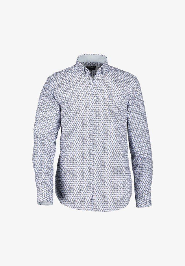 Overhemd - violet/white