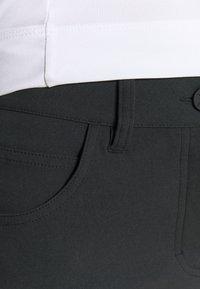 Zimtstern - PEDALZ PANTS - Outdoorové kalhoty - pirate black - 5
