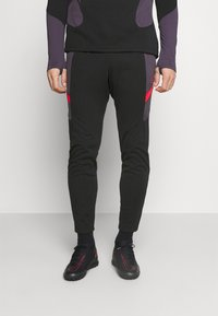 Nike Performance - DRY ACADEMY SUIT - Tracksuit - black/siren red - 3