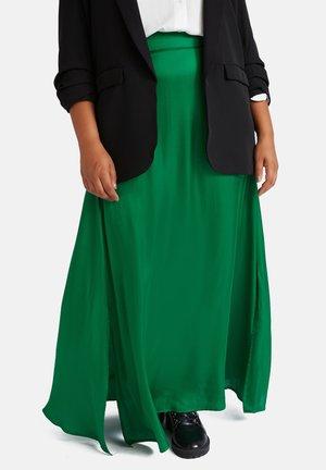 A-line skirt - verde
