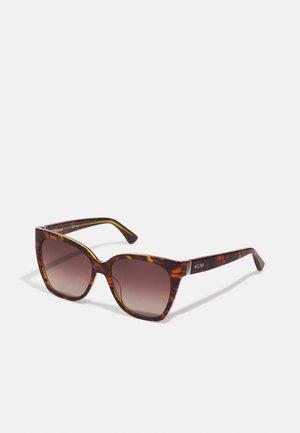 Sluneční brýle - havana/yellow