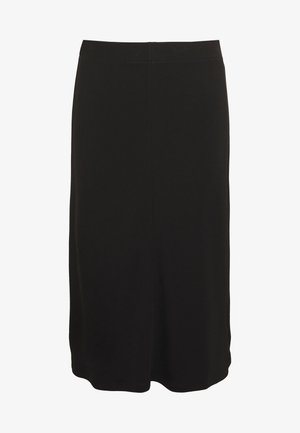 MARGARET SKIRT - Falda de tubo - black