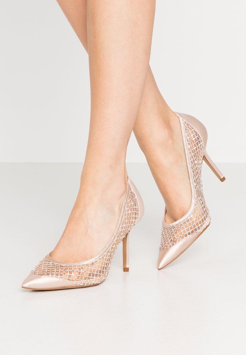 ALDO - DIMITRAS - Classic heels - light pink