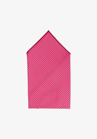 Hans Hermann - QUATTROMILE - Pocket square - pink - 0