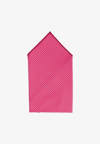 QUATTROMILE - Pocket square - pink