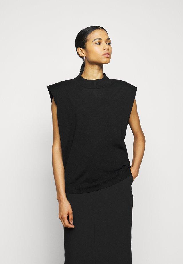 SONNY THINKTWICE - Sweter - black