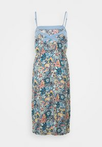 Roxy - MARINE BLOOM MIDI DRESS - Day dress - powder puff flower - 1