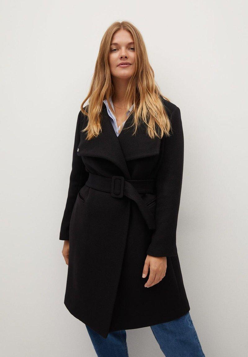 Violeta by Mango - ROSI7 - Classic coat - schwarz