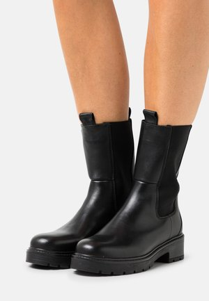 FINLEY - Kotníkové boty - noir