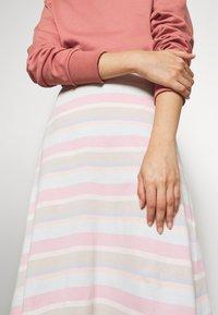 Libertine-Libertine - VIBE - Áčková sukně - light pink - 3