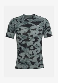 Under Armour - M STREAKER 2.0 INVERSE SS - T-shirt imprimé - lichen blue - 2