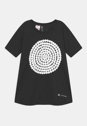 TEE UNISEX - Print T-shirt - black/white