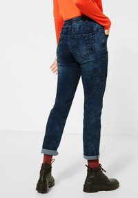 Cecil - IM JOGG STYLE - Slim fit jeans - blau - 2