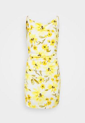 DAPHNE MINI DRESS - Sukienka letnia - white
