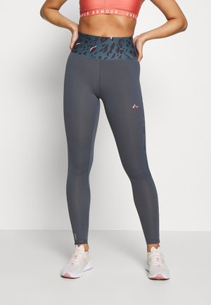 ONPMARIKA TRAINING - Leggings - turbulence/phantom/black