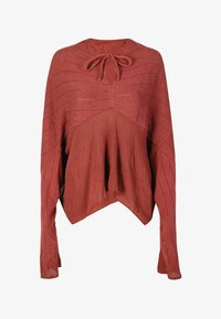 Solai - Jumper - clay red - 4