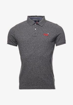 Polo shirt - nordic charcoal grit