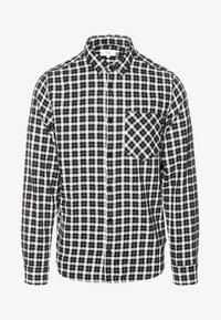 Košile - white chec