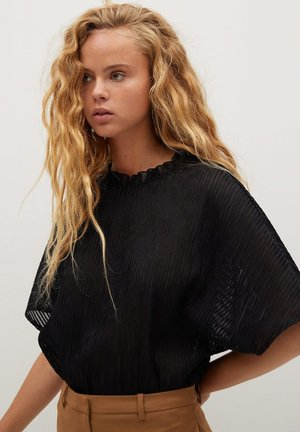 KALISTA - T-shirt con stampa - black