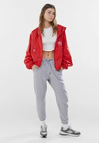 Bershka - Light jacket - red - 1