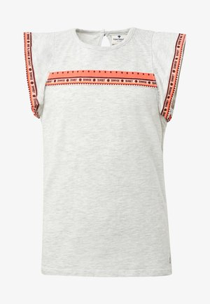 T-shirt print - lunar rock melange