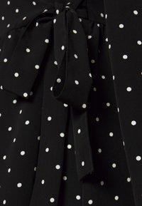 Monki - MARTINA DRESS - Kjole - black dark - 2