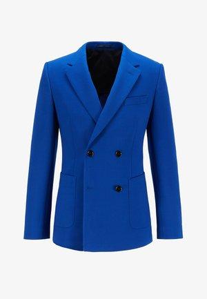 Blazer jacket - open blue
