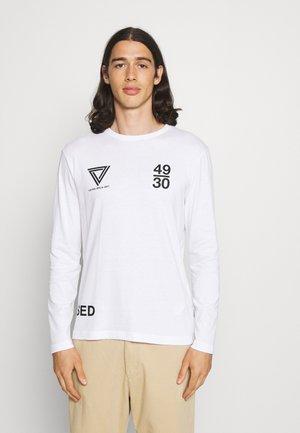 UNISEX - Långärmad tröja - white