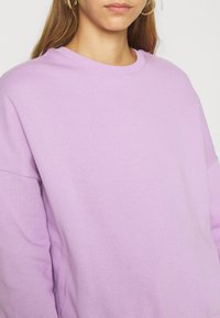 Even&Odd - Oversized Sweatshirt - Sweater - lilac - 5
