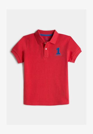 NEW CLASSIC Y - Polo shirt - hibiscus