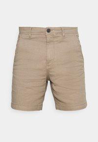 Selected Homme - SLHSTORM FLEX - Shorts - petrified oak/mix bungee - 3