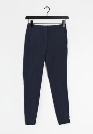 SELECTED STOFFHOSE - Pantalon classique - blue
