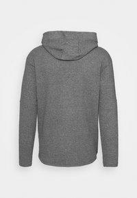 Nike Performance - YOGA - Hoodie - dark grey/heather/black - 6