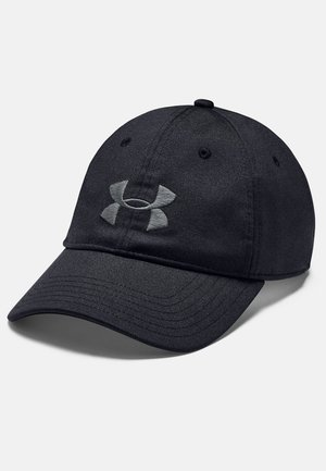 Cap - black light heather