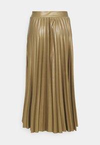 ONLY - ONLANINA NEW SKIRT  - Maxi skirt - elmwood - 1