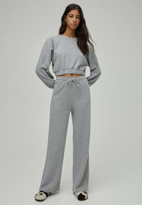 PULL&BEAR - Sweatshirt - grey - 1