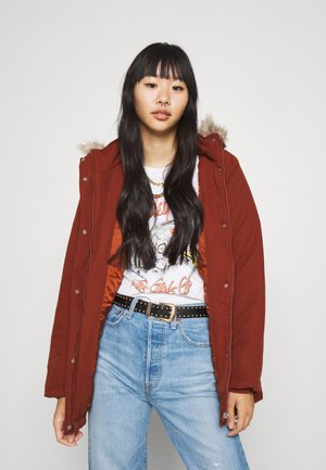 JDYSTAR WINTER  - Parka - brown