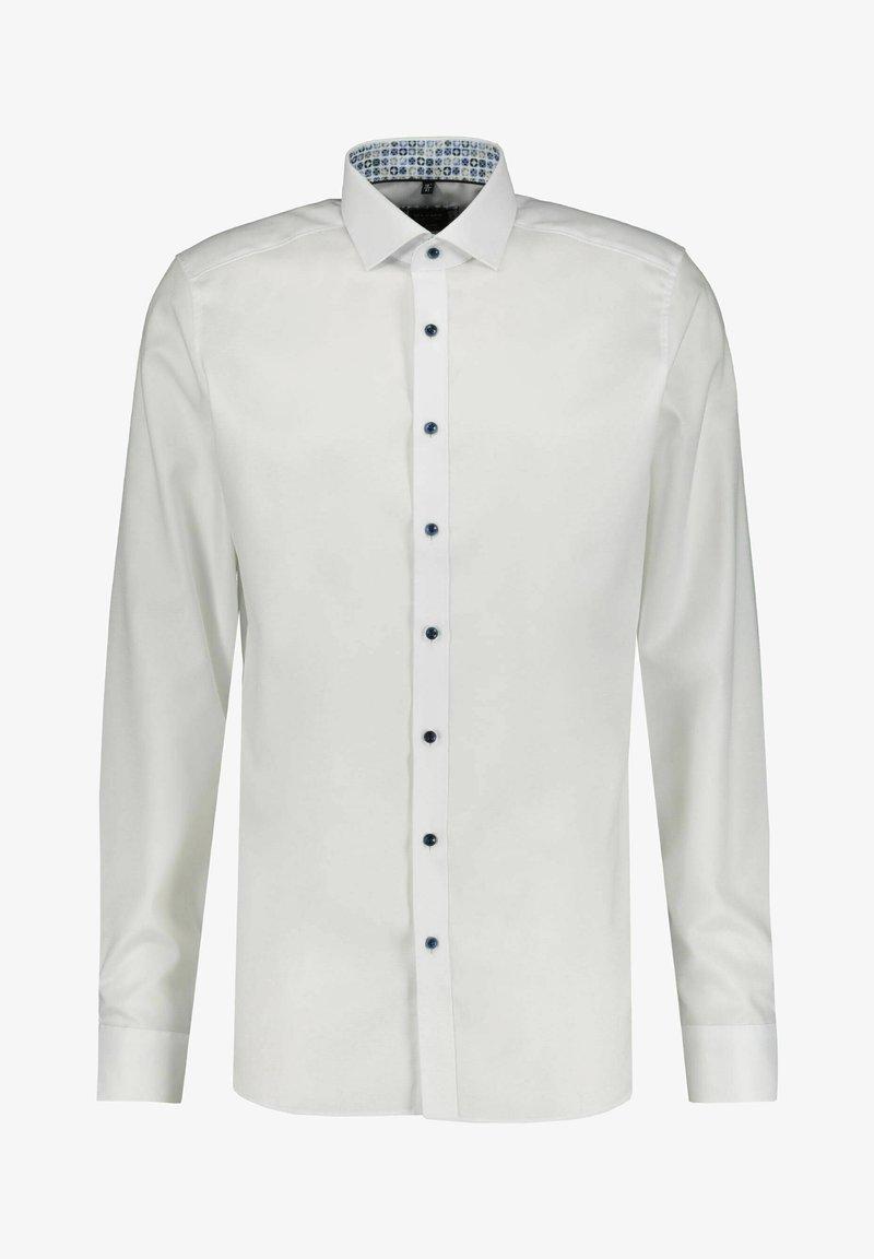 "OLYMP Level Five - LEVEL 5 BODYFIT EXTRA LANGE MOUW, MOUWLENGTE 7"" - Formal shirt - weiss"