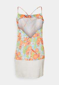 Fiorucci - PEACHES SLIP DRESS - Day dress - multi - 1