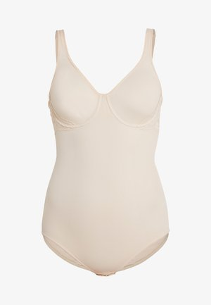BUILT IN BRA BODY SHAPER - Body - nude