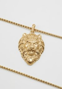 Guess - MEN IN - Necklace - gold-coloured - 5