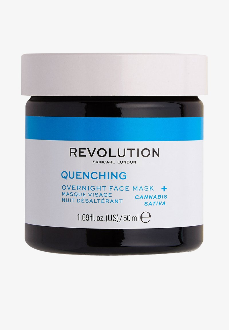 Revolution Skincare - MOOD QUENCHING OVERNIGHT FACE MASK - Nachtpflege - -