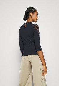 Morgan - TISHIR - Long sleeved top - marine - 2