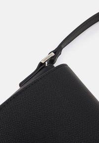 U.S. Polo Assn. - JONES FLAP BAG - Across body bag - black - 3