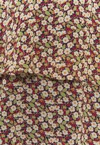 Esprit - FLUENT - A-line skirt - navy - 2