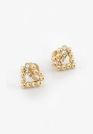 Earrings - goldenfarbe