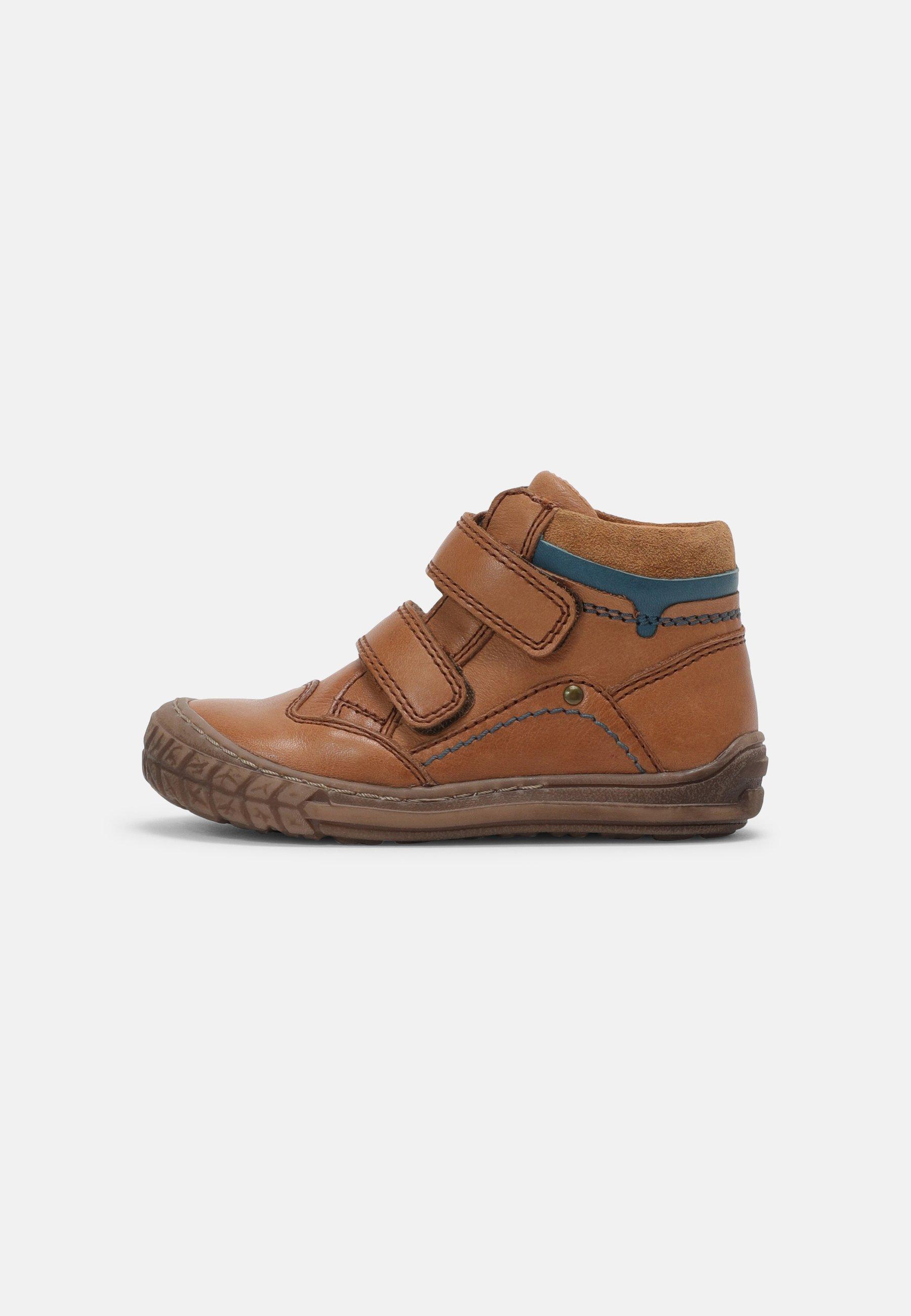 Kids NAIK - Touch-strap shoes